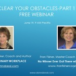 Clear Obstacles to Your Authentic Self-LIVE Webinar