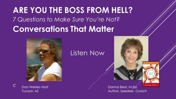 Conversations-Boss from Hell
